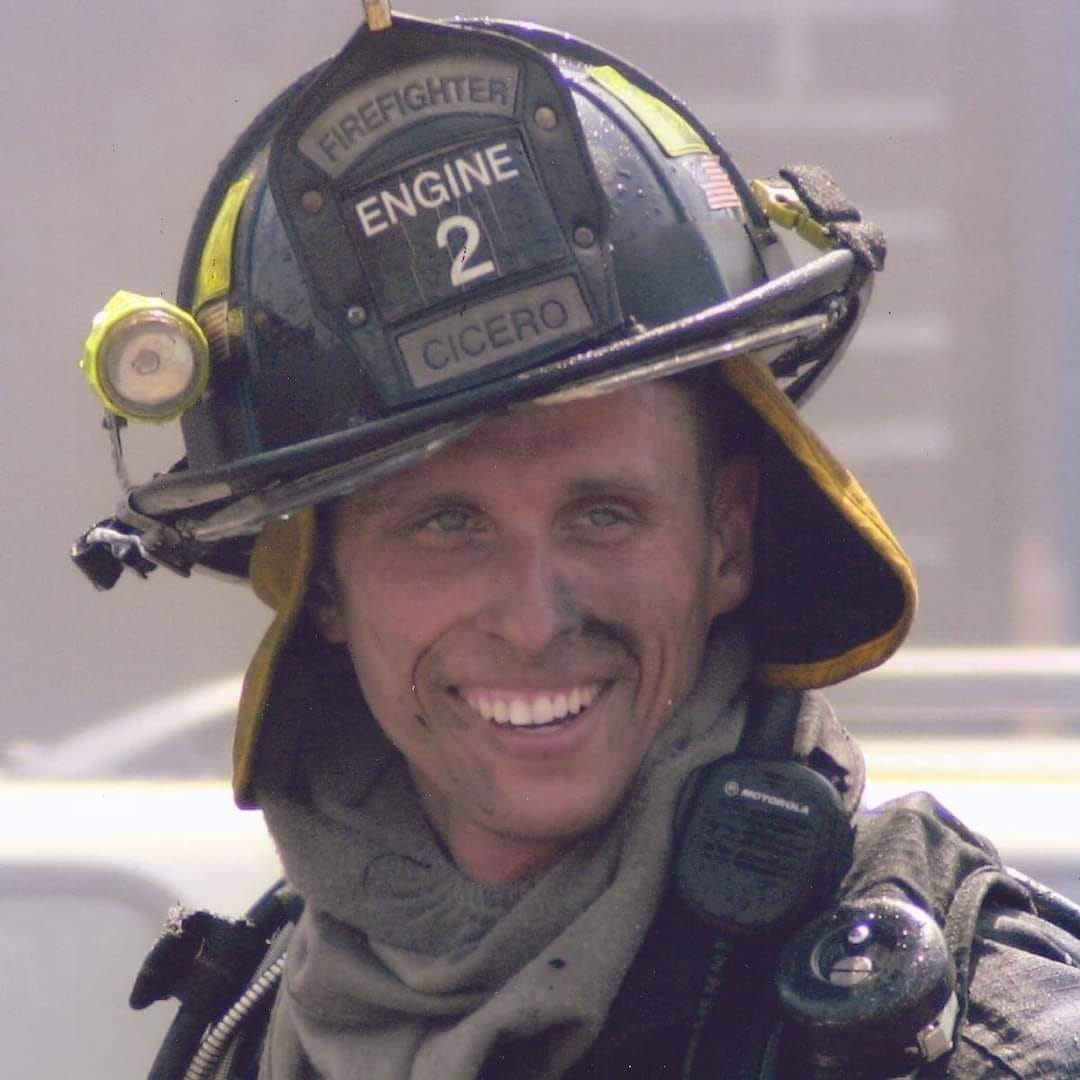 Ted Polashek Cicero Firefighter Facebook